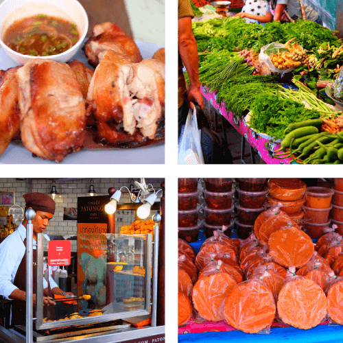 甘・辛・酸の本場タイ現地の味