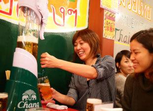 カオカオカオのビール
